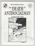 Death of Antisocialman, The #02