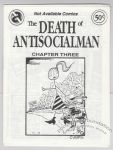 Death of Antisocialman, The #03