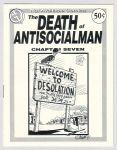 Death of Antisocialman, The #07